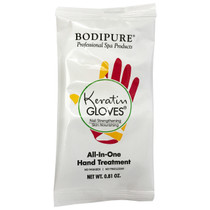 Bodipure Keratin Gloves All-In-One Foot Treatment 0.81 oz