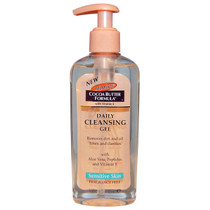 Palmer's Cocoa Butter Formula Daily Cleansing Gel for Sensitive Skin 5.1 oz