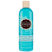 Hask Hawaiian Sea Salt Beach Texture Shampoo 12 oz