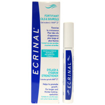 Ecrinal Strengthening Gel Eyelash & Brows with ANP2+ Ampoules 0.30 oz