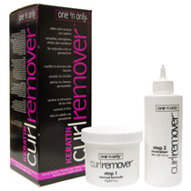 One 'n Only Curl Remover with Keratin Normal Formula