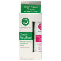 Develop 10 Clearly Fungi Free, Antifungal Treatment, Promotes Nail Growth, 30 ml