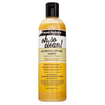 Aunt Jackie's Oh So Clean! Moisturizing & Softening Shampoo 12 oz
