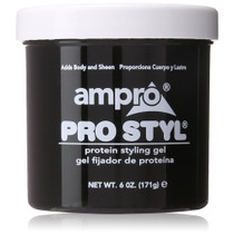 Ampro Style Protein Styling Gel 6 oz (Regular)