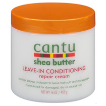 Cantu Shea Butter Leave-In Conditioner Repair Cream 16 oz