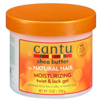 Cantu Shea Butter Moisturizing Twist & Lock Hair Gel 13 oz