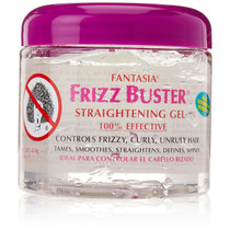Fantasia Frizz Buster Straightening Gel 16 oz