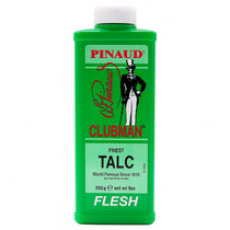 Clubman Finest Talc Flesh Tone 9 oz