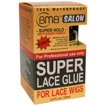 BMB Salon Super Lace Glue for Lace Wigs 3.4 oz