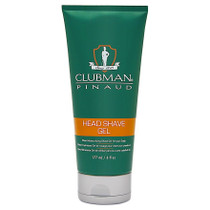 Clubman Head Shave Gel 6 oz