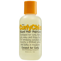 Curly Chic Coconut For Curls Shine Enhancing Coconut Oil 5 oz