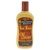 Hollywood Beauty Tea Tree Oil Moist 12 oz