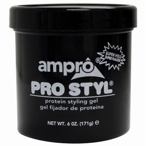 Ampro Style Protein Styling Gel 6 oz (Super)