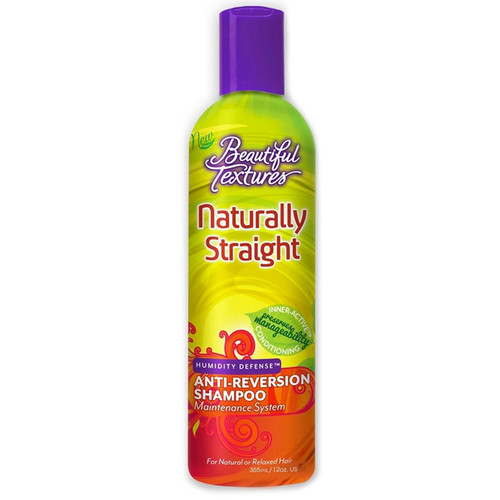 Beautiful Textures Naturally Straight Anti-Reversion Shampoo 12 oz