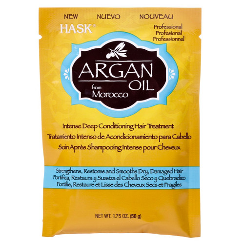 Hask Argan Oil Repairing Deep Conditioner 1.75 oz