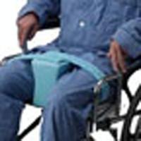 "Abduction Knee Wedge Separator Velcro Straps 7"" x 4"" x 5""  826307-Each"