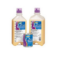 Glucerna 1.2 Cal Ready to Hang with Safety Screw Connector, 1500 mL, Institutional  5262675-Each