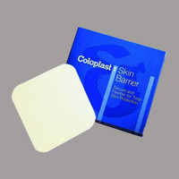 "Brava Skin Barrier Protective Sheets, 4"" x 4""  6232105-Box"