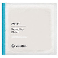 "Brava Skin Barrier Protective Sheets 8"" x 8""  6232205-Box"
