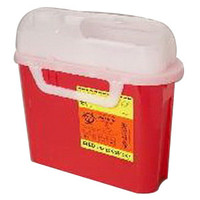 Guardian Sharps Container Side Entry 5.4 Qt, Pearl  58305444-Each
