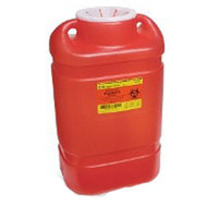 Guardian One-Piece Sharps Collector System,5 Gal.  58305491-Each