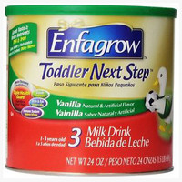 Enfagrow Toddler Next Step Powder 24oz Can, Vanilla  75869217-Each