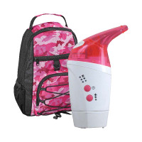 NebPak UltraSonic Nebulizer, Pink  6640366000-Each