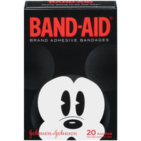 Band-Aid Decorative Disney Mickey Assorted 20 ct.  53110583400-Box