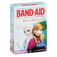 Band-Aid Decorative Disney Frozen Assorted 20 ct.  53111631700-Box