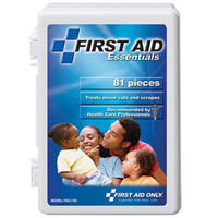 All Purpose First Aid Kit, 81 Pieces - Medium  86FAO130-Each