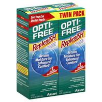 Alcon Opti Free Replenish 2 x 10 oz. Twin Pack  ALC0065035721-Each