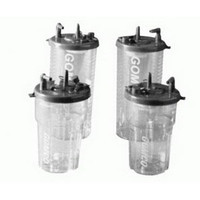 Disp. Suction Canister, 1100Ml, 12/Case  BF01903695-Case