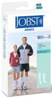 Athletic Supportwear Men's Knee-High Compression Socks Large, White  BI110451-Each