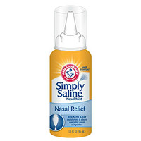 Simply Saline 3 oz. Nasal Mist  BX02930-Each
