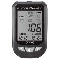 Glucocard Expression Blood Glucose Meter Kit
