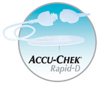 "AccuChek RapidD 24"" 8 mm Infusion Set"