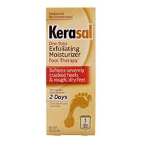Kerasal Exfoliating Foot Moisturizer Ointment, 30 g