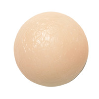 CanDo Gel Ball Hand Exerciser, Standard Circular, Tan 2XLight
