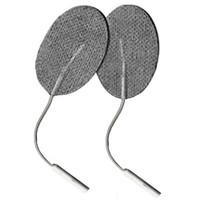 """BioStim 2.5"""" (6cm) Oval Pigtail Electrode"""