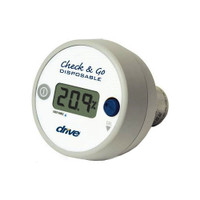 Check and Go Oxygen Analyzer & Sensor