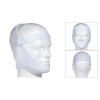 Premium Chin Strap, White