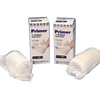 "Primer Modified Unna Boot Compression Bandage with Calamine 3"" x 10 yds."