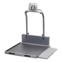Bariatric Digital Wheelchair Scale 1,000lb. Capacity