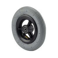 "AntiTip Wheel Assembly 3"", Urethane Tire"