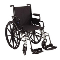 "9000 SL Wheelchair 36"" x 25"" x 30"", 18"" x 16"" Adult Frame, Desk Arm"