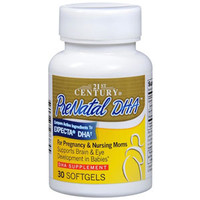 21st Century Prenatal DHA Softgels (30 Count)