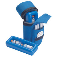 Insulin Protector Case, Blue