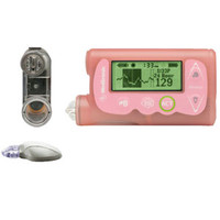MiniMed 530G with Enlite 751 Pink