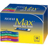 Nova Max Test Strip (50 count)
