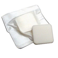 "Adhesive Bordered Foam Dressing 6"" x 6"""